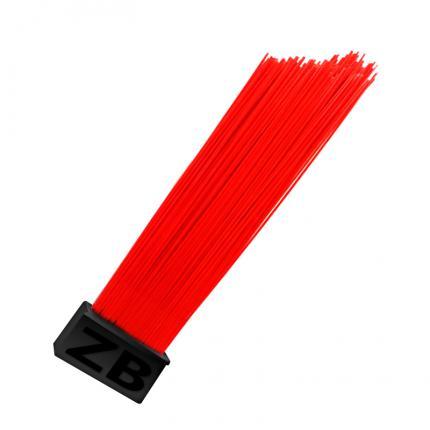 中联清扫车福龙马小刷子红色刷子多规格清扫刷定制7元一片