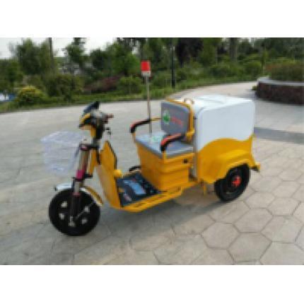 ABRAM亚伯兰快速保洁车ZMJ090标准垃圾桶配夹子
