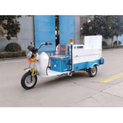 亚伯兰ZMLT240-2 三轮双桶拉桶车
