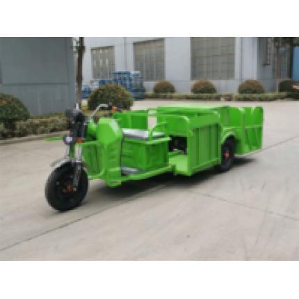 亚伯兰ZM3LT240-4G三轮四桶挂桶车