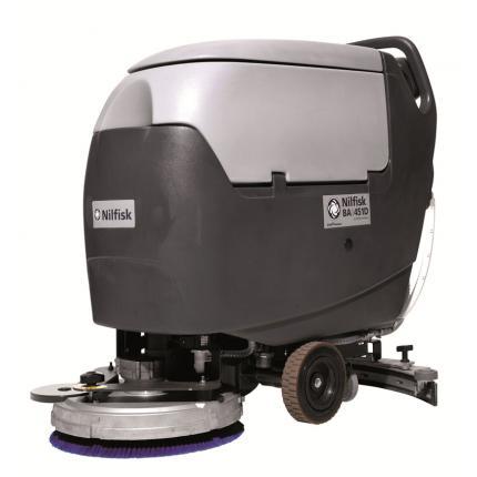 丹麦力奇洗地机ba531手推洗地机物业保洁耐用型拖地车