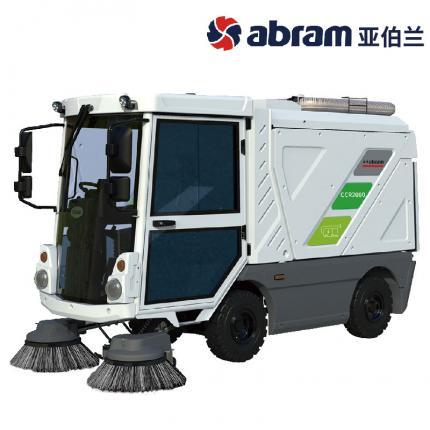 亚伯兰CCR2000驾驶式扫地车市政环卫锂电池电动扫地车