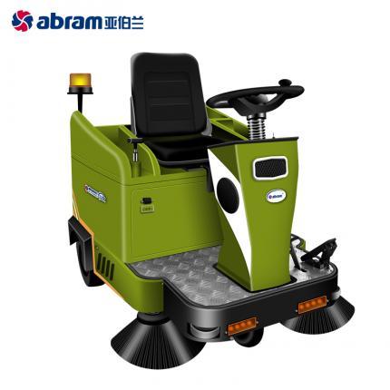 亚伯兰(abram)ybl-1100驾驶式扫地车 厂区环卫用粉尘灰尘石子泥土清扫车 室内清扫