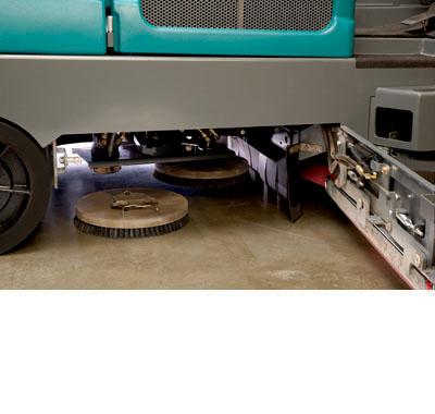 美国坦能餐饮酒店医院商厦商超公共场所专用驾驶式洗地机T20