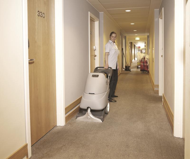 力奇先进AX410地毯清洗机
