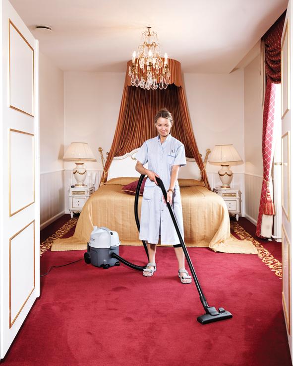 力奇先进VP300桶式吸尘器 酒店宾馆客房吸尘器 力奇吸尘器18