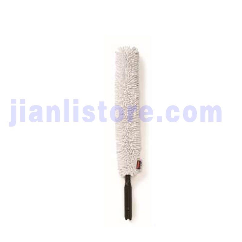 Rubbermaid FGQ85000BK00 快接式微纤灵活除尘棒 带微纤袖套-1
