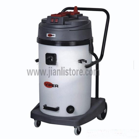 威霸GV702吸水机Viper威霸吸尘器70L干湿两用吸尘吸水机