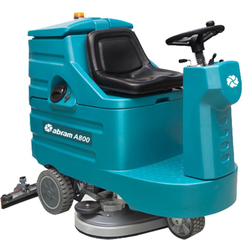 亚伯兰A800驾驶式洗地机